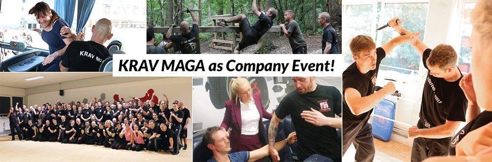 krav maga company event