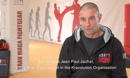 Jean-Paul Jauffret - KRAVolution