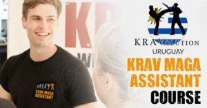 Krav Maga Assistant Course Uruguay