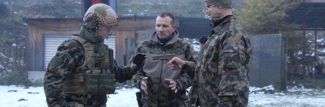 military krav maga instructor