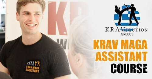 KRAVolution Assistant Course Greece