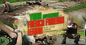 krav maga french foreign legion