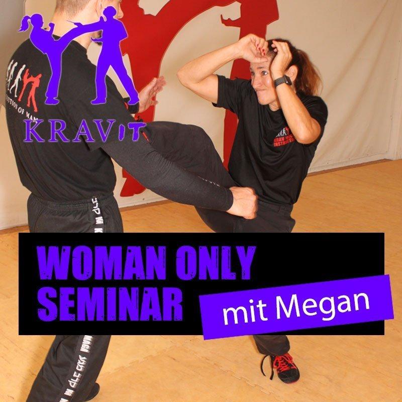 WOMEN ONLY Seminar mit Megan Berkmann