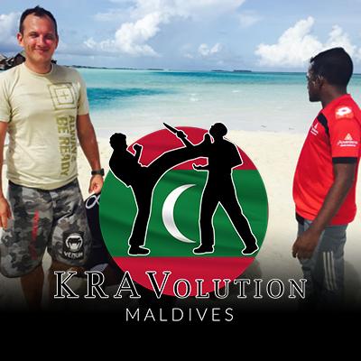 KRAVolution Krav Maga Maledives Selfdefense