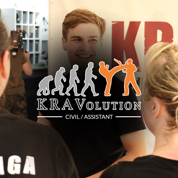 KRAVolution Krav Maga Civil Assistant Instructor Course
