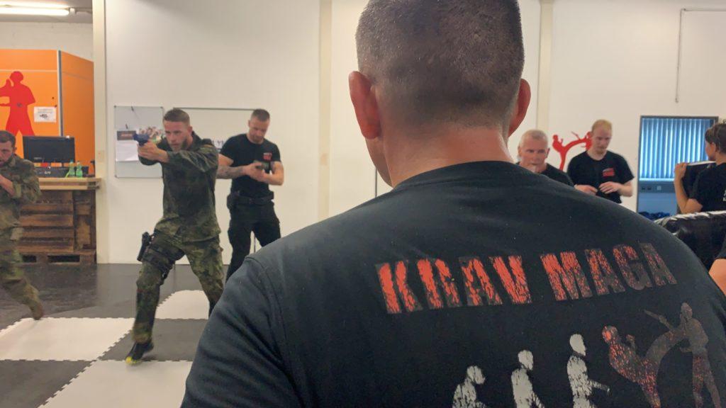 Krav Maga Military Instructor Kurs Carsten Draheim