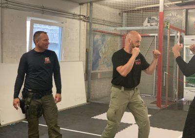 KRAVolution Krav Maga Selfdefense Instructors Markus von Hauff