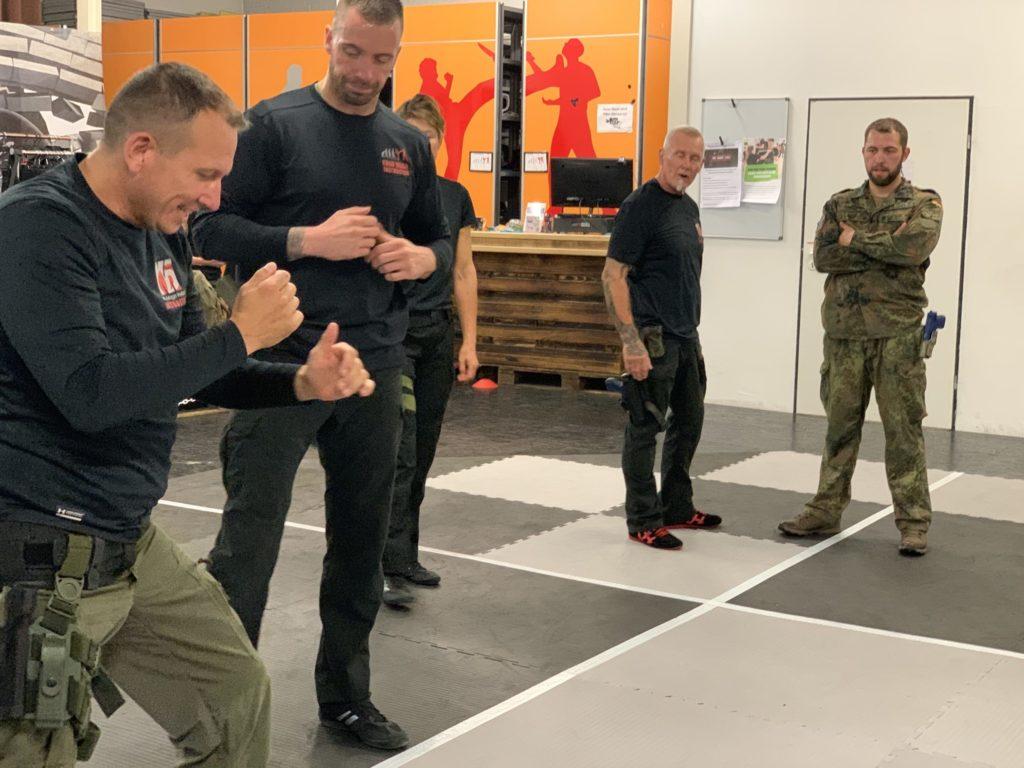 Krav Maga Military Instructor Kurs