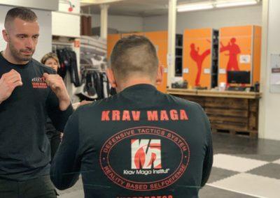 Krav Maga Selfdefense Instructor Carsten Draheim