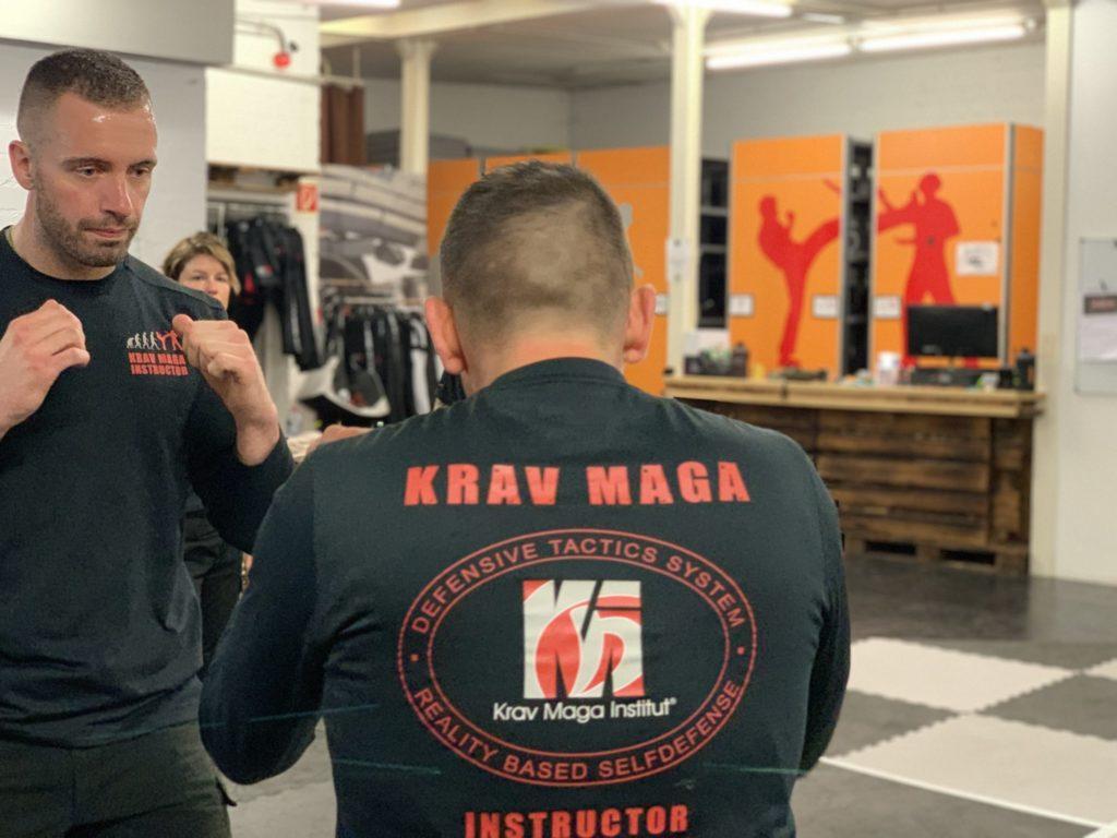 Krav Maga Military Instructor Carsten Draheim