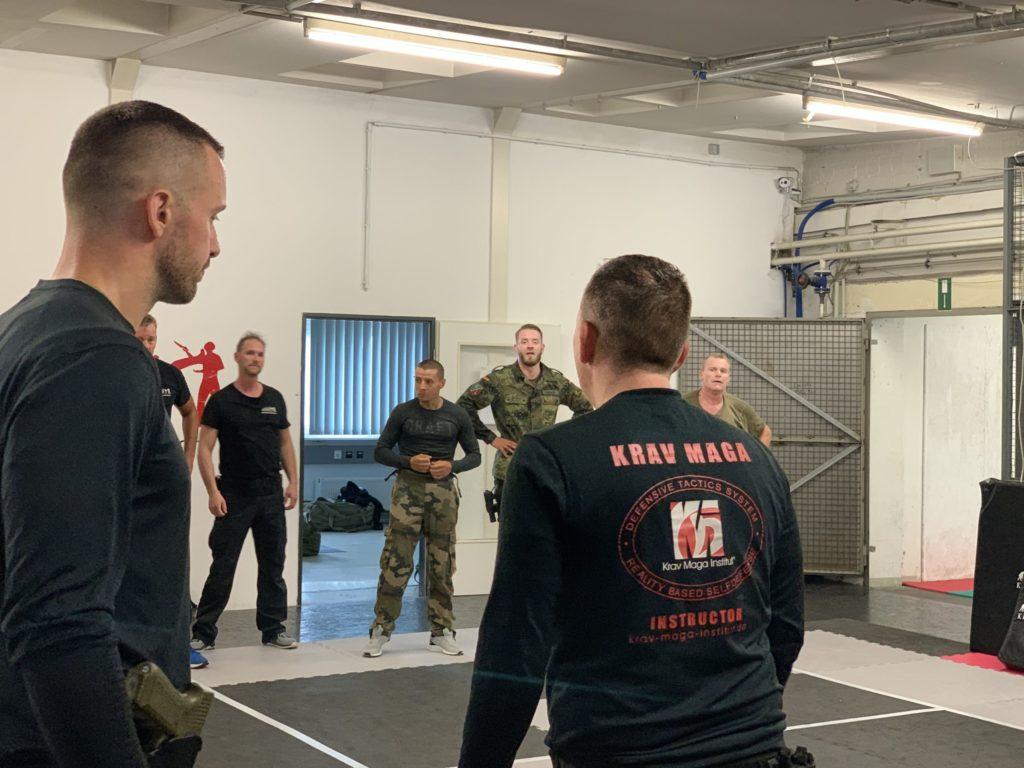 Krav Maga Military Instructor