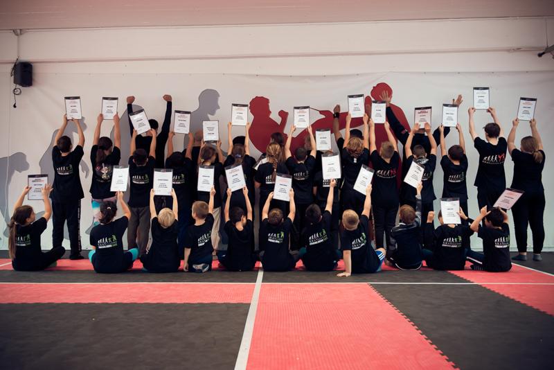 Kids and Teenager Krav Maga Camp 2020 Cologne